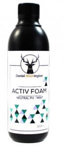 Aktywna piana do mycia 500 ml Active Foam Neutral Mint Daniel Washington