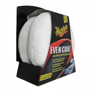 Aplikator do wosku i dressingu Meguiar's Even-Coat Applicator Pad 2 szt. X3080